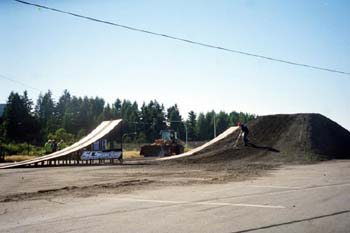 freestyle motocross ramps