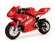 grc mini moto motorbike