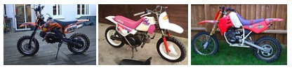 hints for buying mini dirt bikes pitbikes