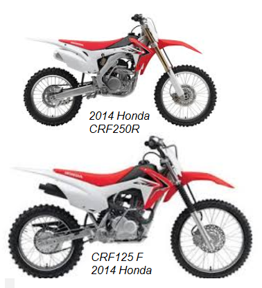 Marvelous In 2014 Hondau0027s 2014 250F Motocross Bike Showed Some Major Changes, With  The Most Noticeable Change Being That The New 250F Looks A Lot Like The 450.