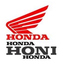 honda dirt bike logos