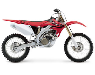 honda dirt bike price