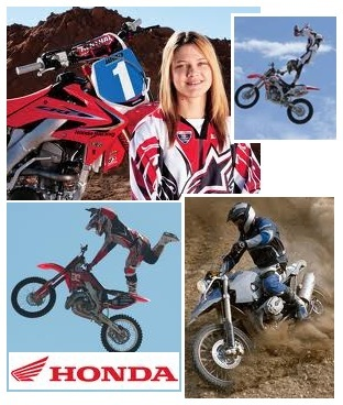 honda fmx fmx team games
