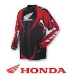 honda jersey and mx Accessories