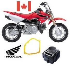Honda small engine parts for dirt bikes and getting honda