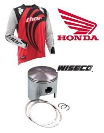 honda thor jersey Wiseco Piston Kit