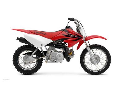 the honda dirt bike