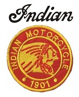 indian motorbike models founded 1901