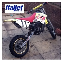 ITALJET 50cc SCRAMBLER dirt bike to buy