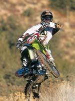 kawasaki 250 dirt bike