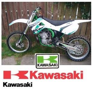 kawasaki atvs kawasaki logo