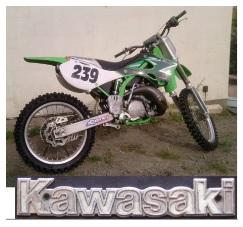 kawasaki dirt bike for sale used