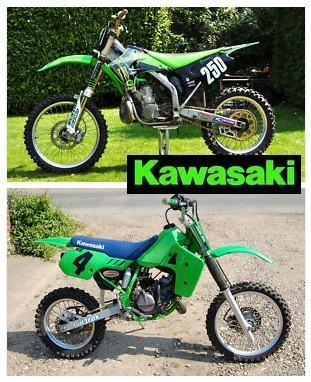 kawasaki dirt bike kawasaki dirt bikes