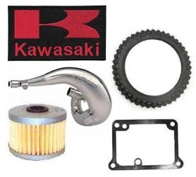 kawasaki dirt bike parts kawasaki oem parts