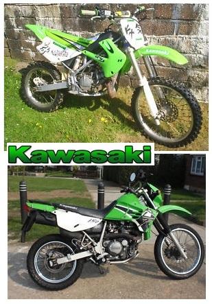 kawasaki klr650 kawasaki atv