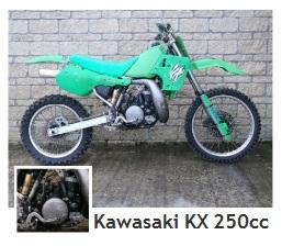 Kawasaki-KX-250cc-motocross-bike