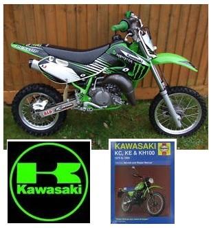 kawasaki motorcycles kawasaki service manual