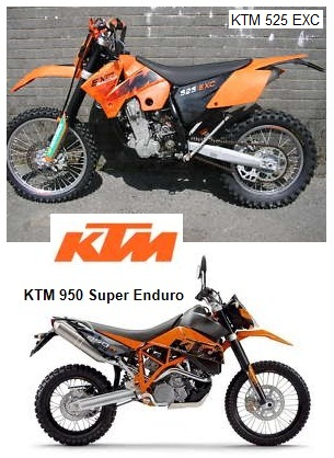 ktm enduro ktm 950 super enduro