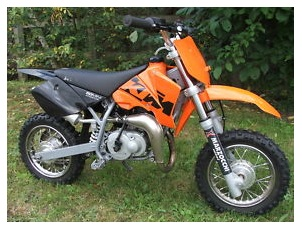 mini dirt bike for kids