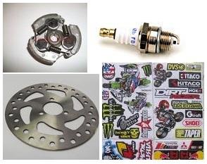 mini dirt bike parts spares