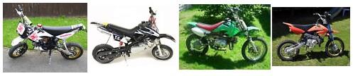 mini moto pitbike pictures