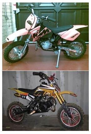 mini mx rides mini off road motorcycles