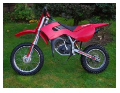 minimotos and dirt bikes for children