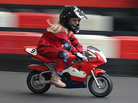 Custom mini bikes