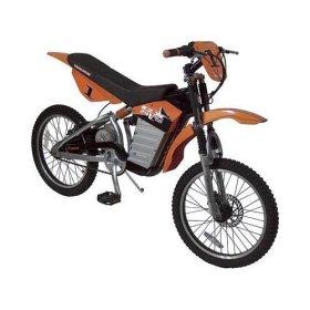 mongoose electric motocross bicycle