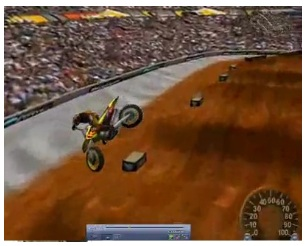 motocross 2 mx madness2 game