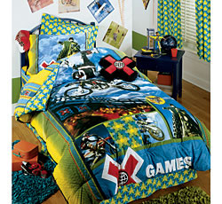 motocross bed sheets