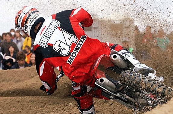 motocross championship rider