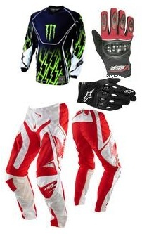 motocross clothing motocross gloves