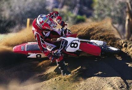 motocross crashes