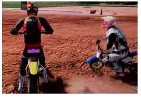 motocross dirt bike game shot