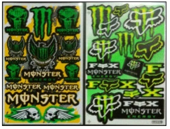 motocross dirt bike graphics decals stickers