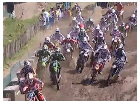 motocross dirt bike race results where to get them