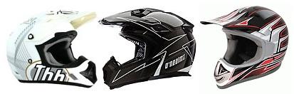 motocross dirtbike MX lids and helmets