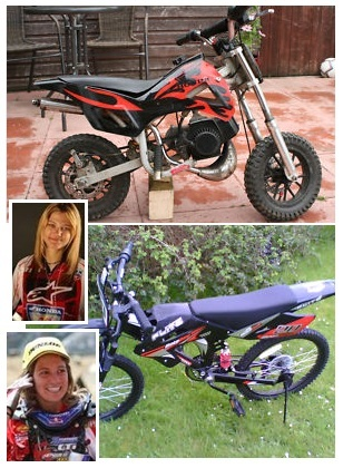 motocross girls motocross bicycles