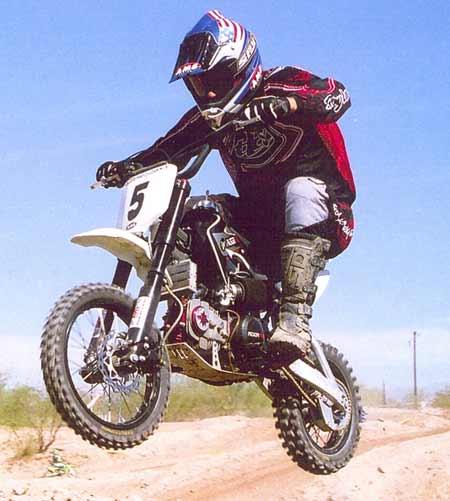 motocross jumps