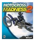 motocross madness 2 mx game play