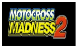 motocross madness 2 video game logo