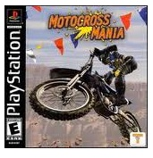 motocross mania 1 playstation video game