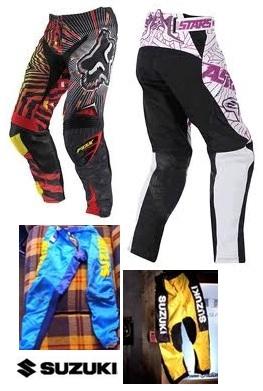 motocross pants suzuki motocross