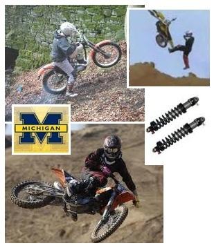 motocross suspension motocross crashes