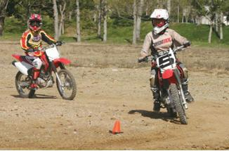 motocross training