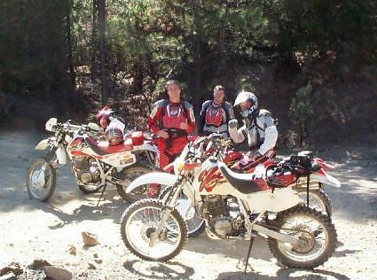 Kawasaki dirt bikes for sale