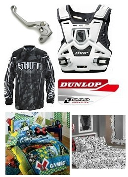 motorcross accessories motorcross bedding