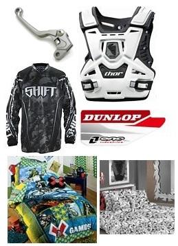 motorcross accessories motorcross bedding
