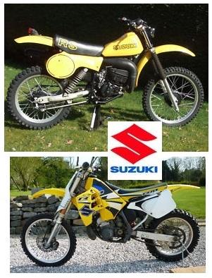 motorcycle suzuki pitbikes suzuki dirt bikes